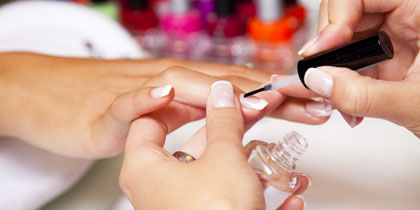 Manicures & Pedicures services for men and women